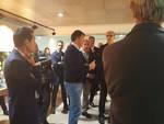 """Matteo Renzi nel savonese per """"Destinazione Italia"""""""