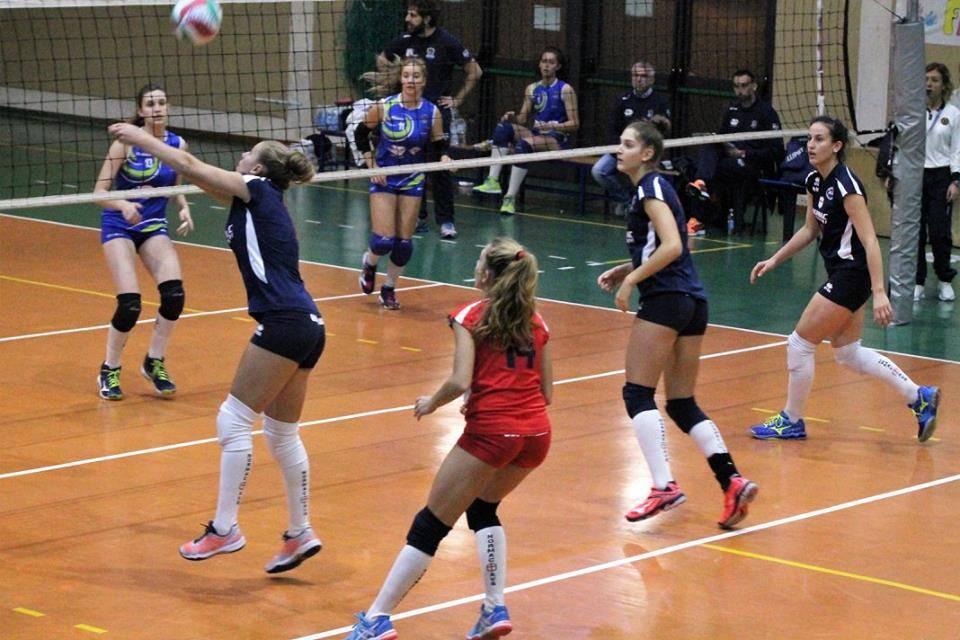 Normac AVB Genova vs Lilliput Settimo Torinese