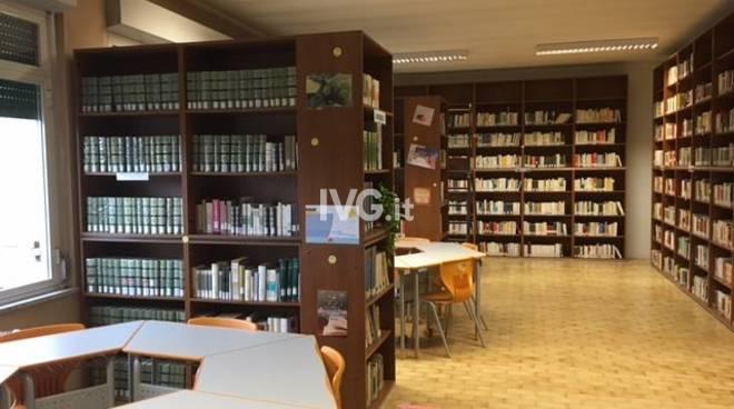 nuova biblioteca al patetta