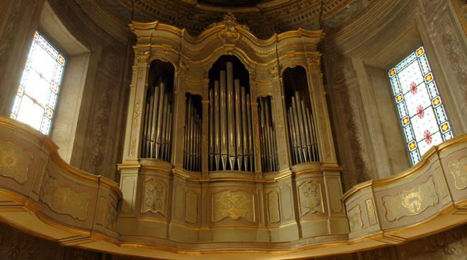 Organo Mascioni Cattedrale Savona