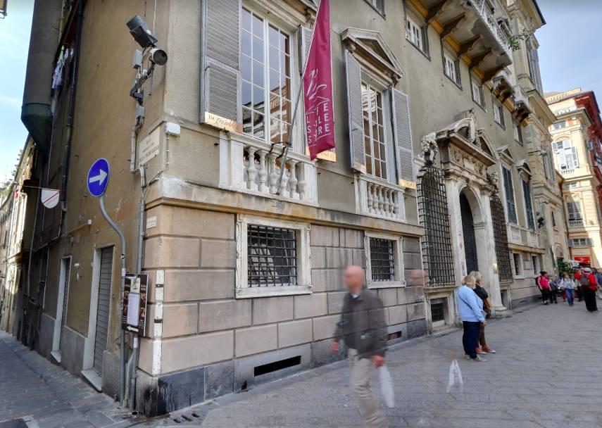 palazzo cattaneo adorno via garibaldi