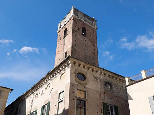 Palazzo Peloso Cepolla Albenga