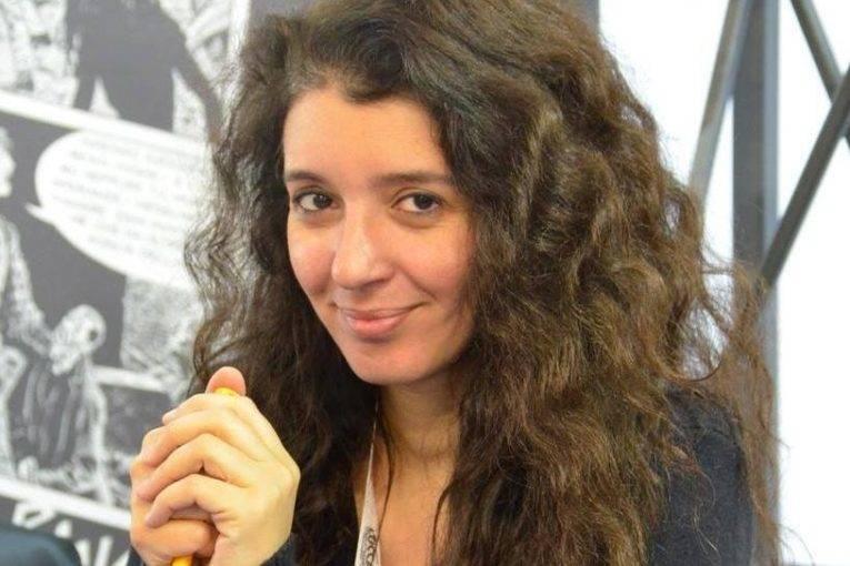 Paola Barbato scrittrice
