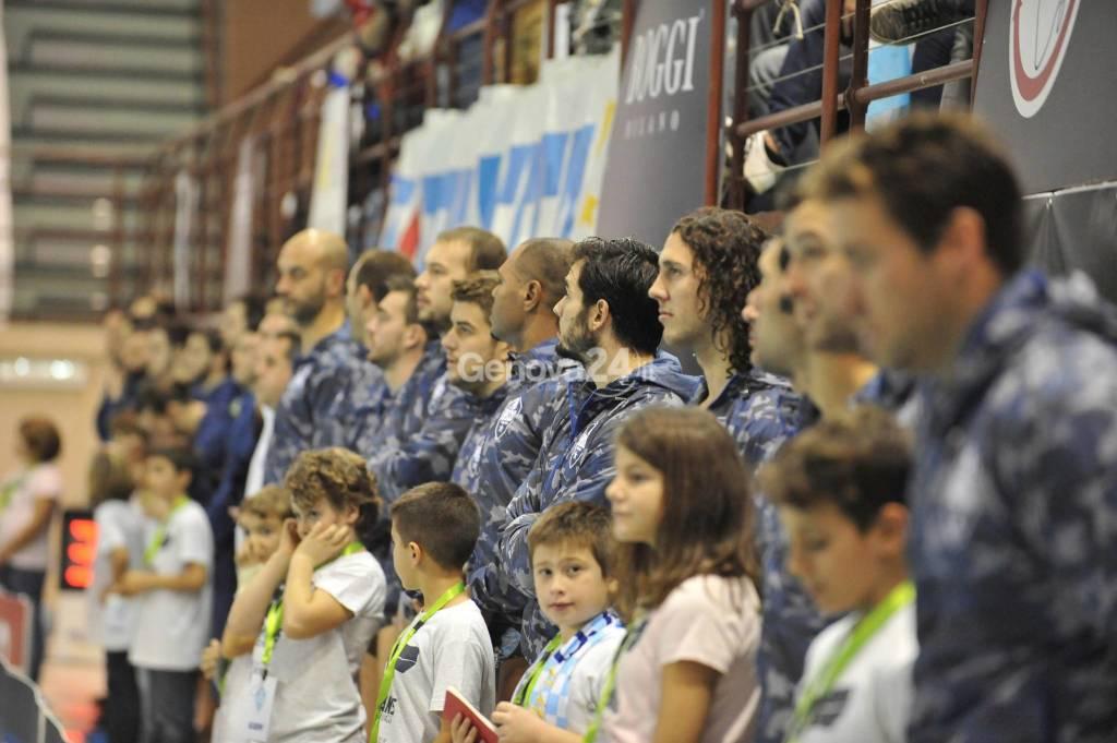 Pro Recco vs Steaua Bucarest gir. qualifi. Campions League