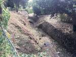 Pulizia rii Albenga
