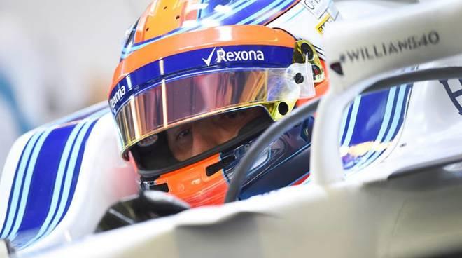 F1, Kubica torna in pista: con la Williams nel 2019