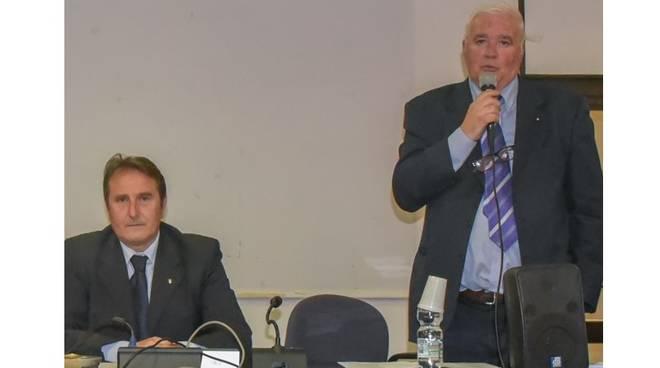 Roberto Pizzorno e Carlo Colla