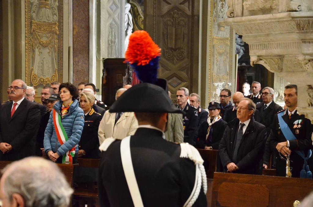 Savona, la Virgo Fidelis in Duomo