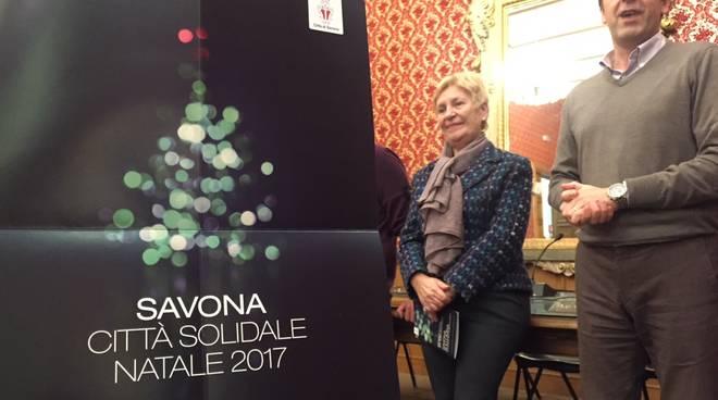 """Savona si illumina"" per Natale"