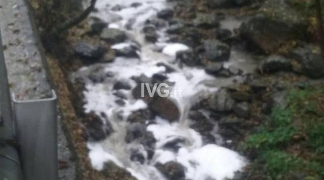 schiuma rio Loppa