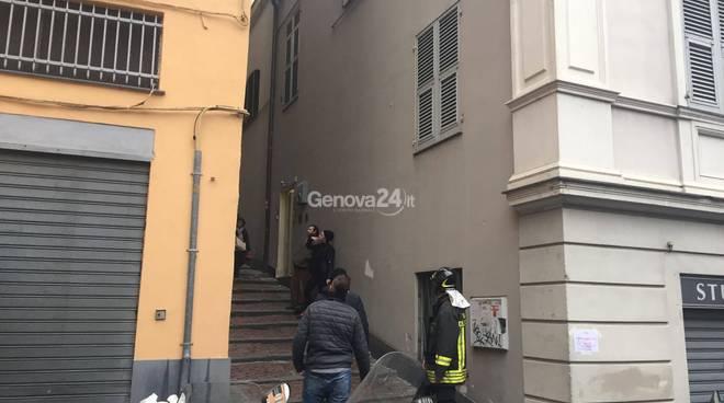 Centro storico, sgomberate due case occupate