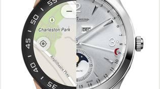 smartwatch orologio tradizionale