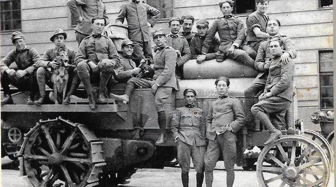Soldati Lavagnola Prima Guerra Mondiale