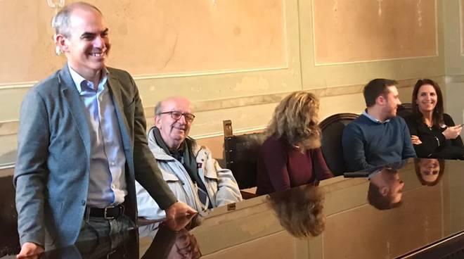 Sportello Cesavo conferenza Albenga