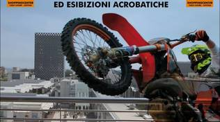 Stunt Riding Molo 8.44