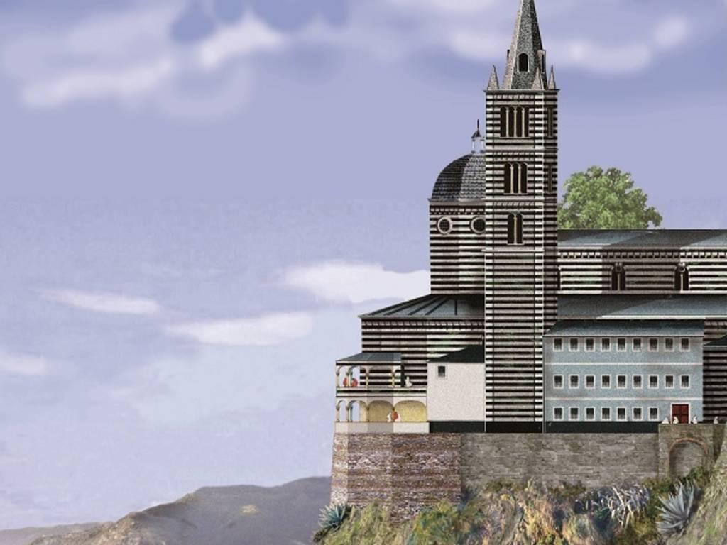 Savona Antica Cattedrale Priamar