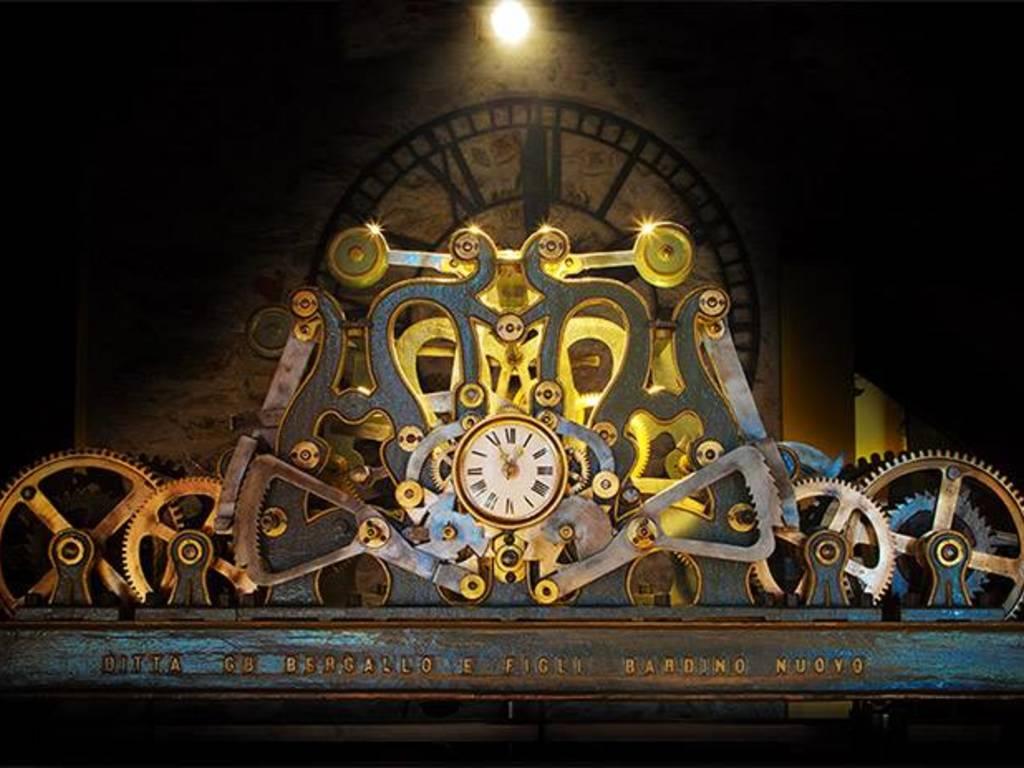 Tovo Museo Orologio Bergallo