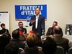 Congresso Fratelli Italia Savona Pizzimbone