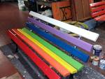 Alassio Panchine Colorate