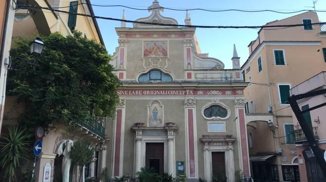 Pietra Ligure Chiesa Soccorso