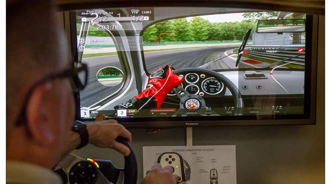 Simulatore Fiat 500
