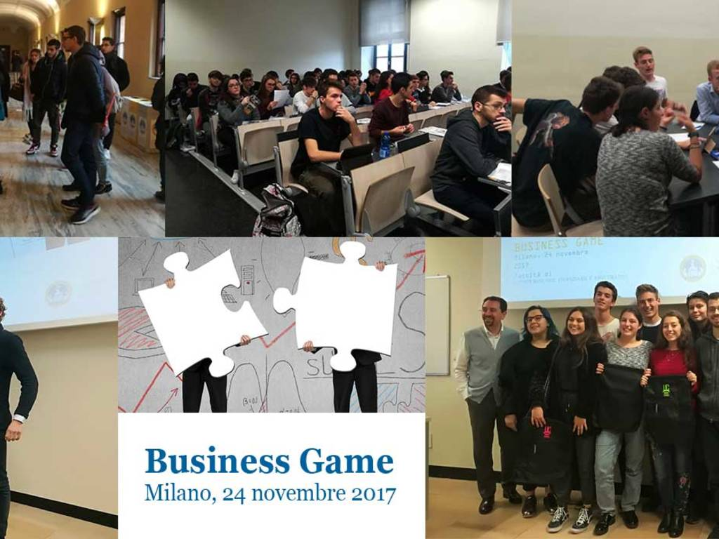 Business Game Cattolica