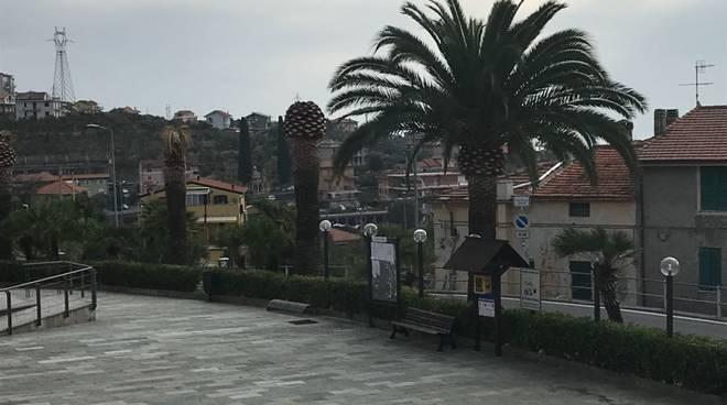 Boissano Palme Piazza Govi