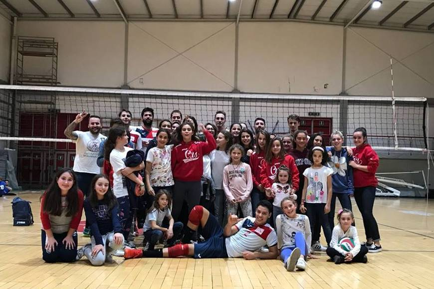 Volley, Serie C: