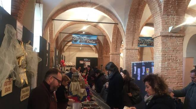 """A Finalborgo la 8^ dizione di """"Cioccolato a Palazzo"""""""