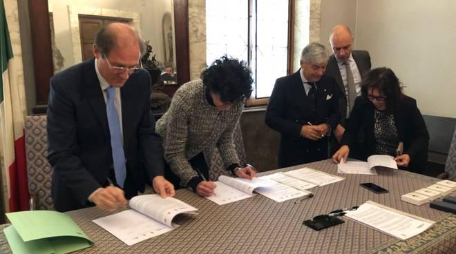 Accordo tra Comune di Savona e Autorità di Sistema