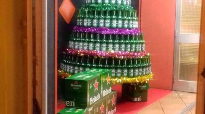 albero bottiglie