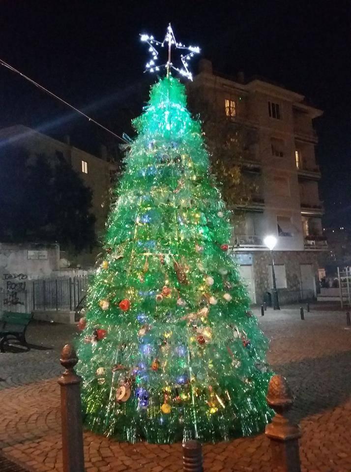 Albero natale San Martino