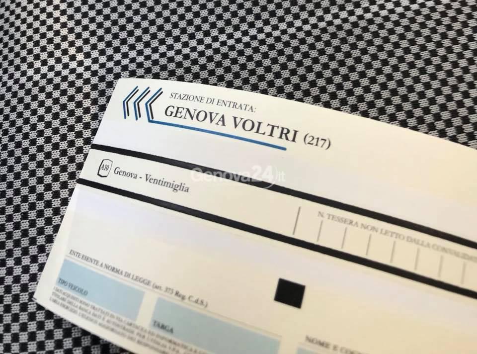 biglietto Voltri foto di Carmelo Lupis