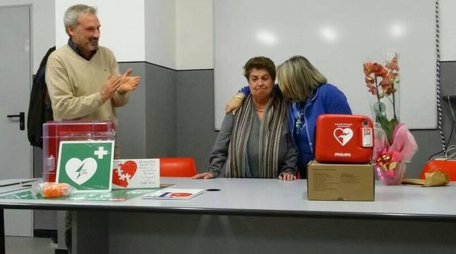 Bitron defibrillatore