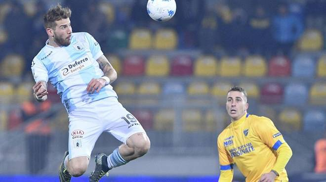 Calcio, Serie B: Frosinone vs Virtus Entella