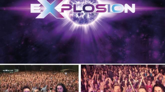 Explosion Live Elettrico ed Acustico