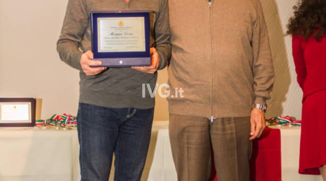 Tanti gli atleti della Polisportiva del Finale premiati Sabato 9 Dicembre alla festa dello SPORTIVO DELL'ANNO 2017