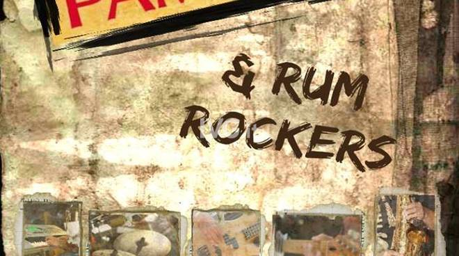 Stasera al Circolo Chapeau Famagosta di Savona: Friday Night Live@ Chapeau Tony PAMPERO & Rum Rockers