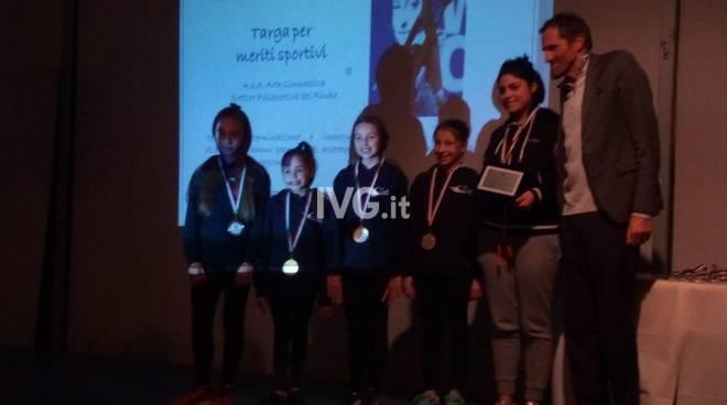 Premi ed emozioni per l\'A.S.D. Arte Ginnastica, settore della Polisportiva del Finale