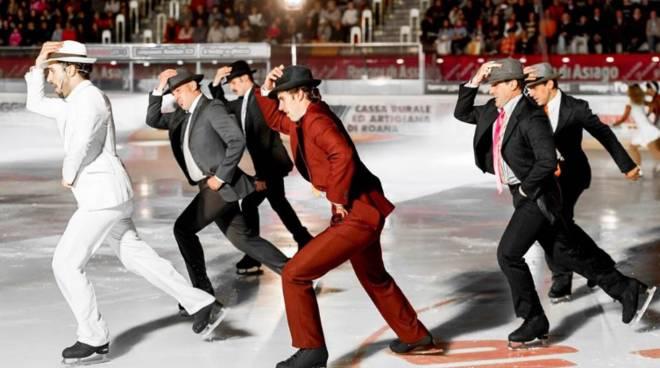 Basko Christmas on Ice, lo spettacolo sul ghiaccio