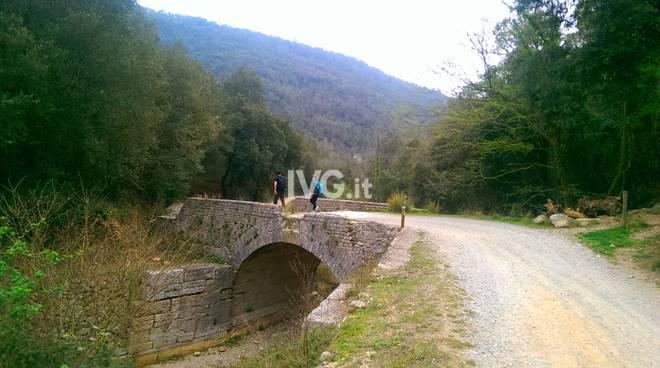 Archeotrekking - Val Ponci