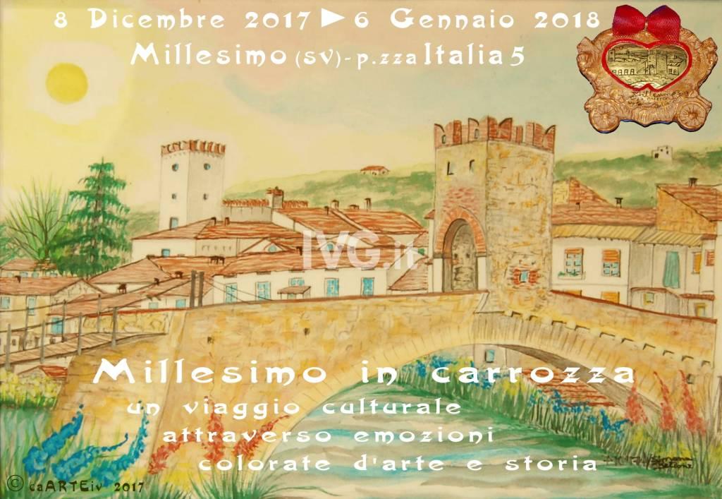 Mostra Natalizia 2017 Calendario Caarteiv 2018