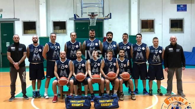 Promozione: il Finale Basket Club batte 89 a 80 il Maremola Pietra