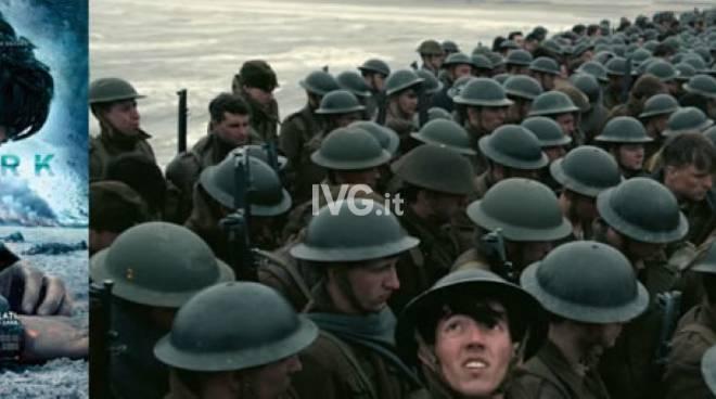 Oggi al NuovoFilmStudio di Savona: Dunkirk