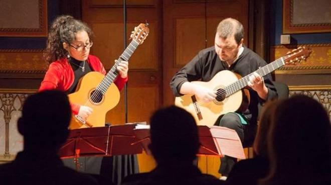 La musica per chitarra tra Spagna e Catalunya (concerto)