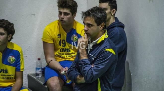 Volley: Andrea Paroli è stato scelto quest\'anno come selezionatore territoriale maschile
