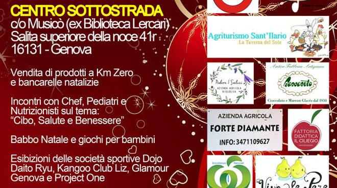 Natale a San Martino tra musica ed enogastronomia - 16 dic. Genova