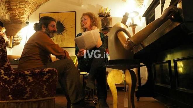 Domani sera al Circolo Chapeau Famagosta di Savona: presentazione del CD La Musa l\'Angelo il Duende