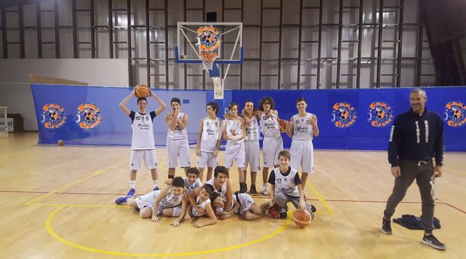 Basket Under 14: Cairo contro Finale, vinciamo 37/79