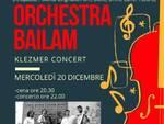 Stasera al Circolo ARCI Messico & Nuvole di Albenga la Festa di Natale: Orchestra Bailam_live + polentata sociale